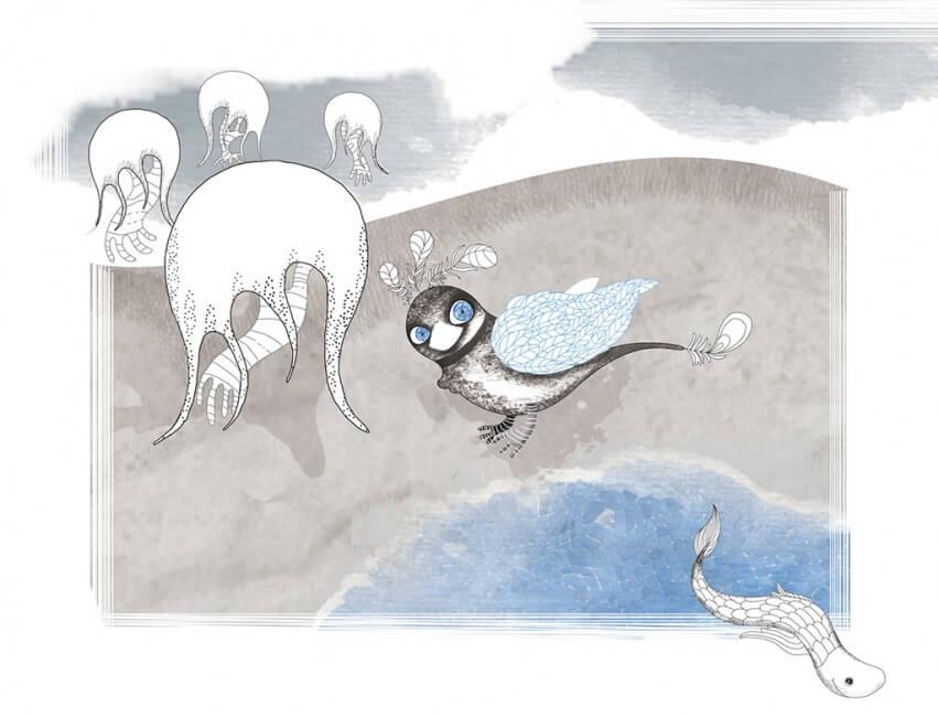 La storia di Azul